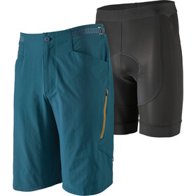 Patagonia Dirt Craft Shorts ciclismo Hombre, crater blue